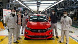 Fiat Cronos: 100.000 unidades producidas en Argentina