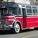 El clásico colectivo argentino  cumple 50 años desde el inicio de su fabricación