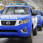 La Policía de Córdoba adquirió recientemente 45 unidades Nissan Frontier 0km