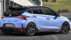 Nuevo Hyundai i20 N: versión deportiva estilo WRC